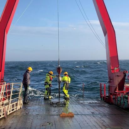 havbunnsundersøkelser